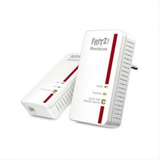 Avm Adaptador Plc Fritz!powerline 1240e Wlan Kit