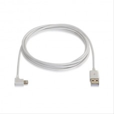 Cable Lightning-usb A/m Usb2.0 1m Acoda. Blanco Nanocable