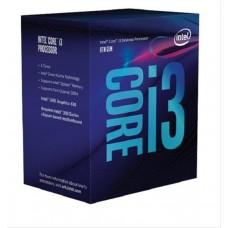 Intel Core I3-8100 3.6ghz 6mb Socket 1151 14nm Gen8