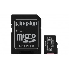 Memoria Micro Sd 128gb Xc1 C10 A1 Kingston
