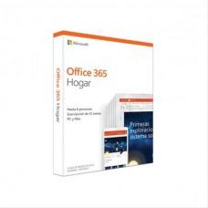 Office 365 Hogar Suscripcion  12 Meses 6 Dispositivos