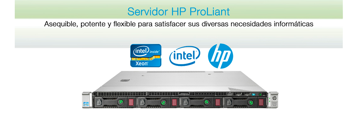 Servidor HP Proliant