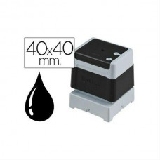 Brother 6 Pack Stamps Black 40 X 40 Mm