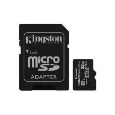 Memoria Micro Sd 32gb Xc1 C10 A1 Kingston